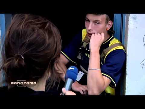 Hass auf Ausländer in Wolgast - Asyl im Wohngebiet Nord I