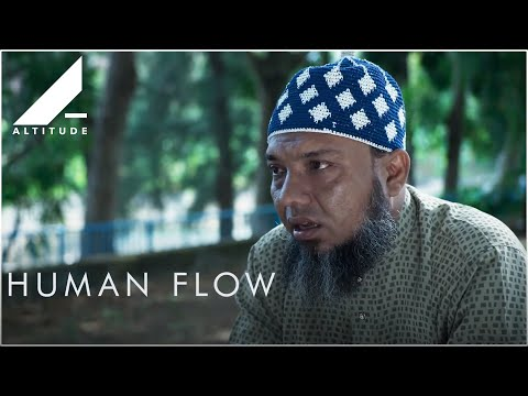 Human Flow Clip 'We Too Are Humans'
