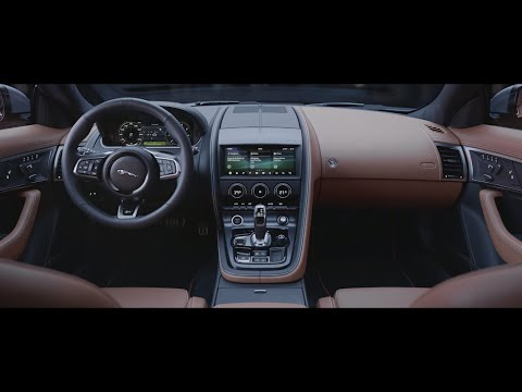 New Jaguar F-TYPE | Interior Design