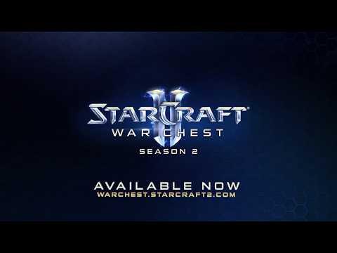 StarCraft II – War Chest Season 2 Preview