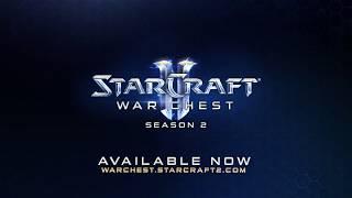 StarCraft II - War Chest Season 2 Preview