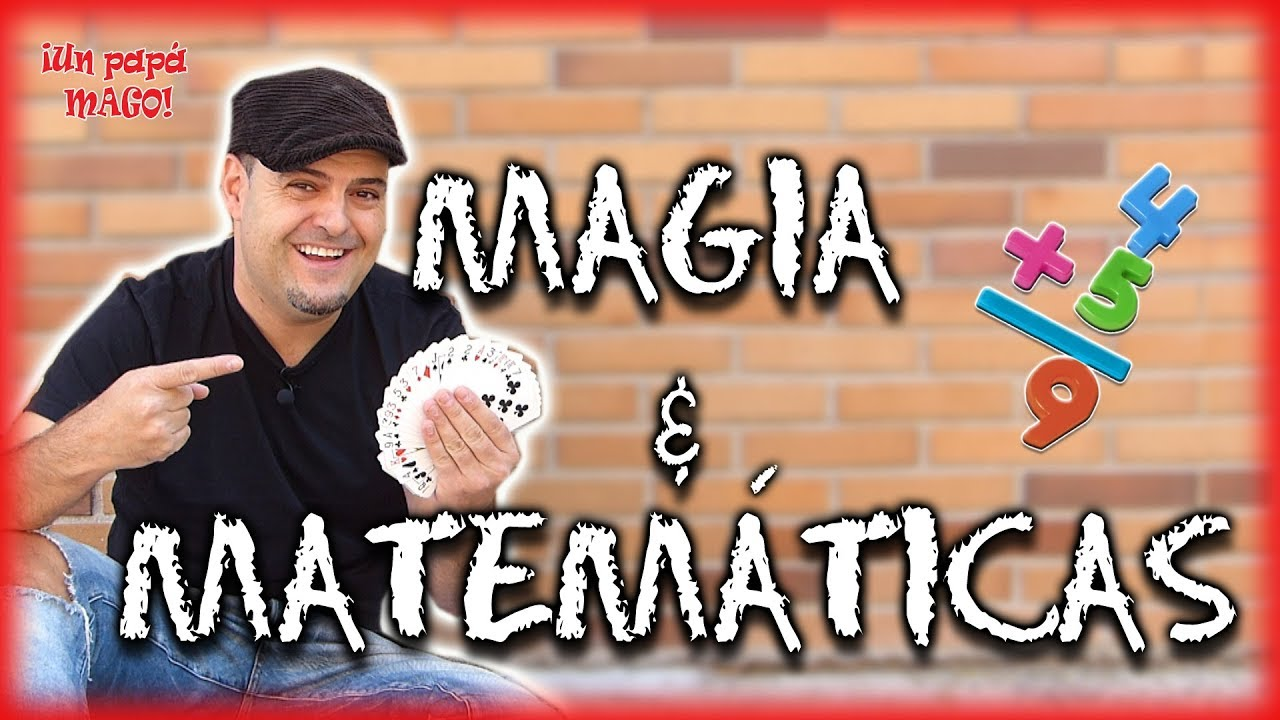 MAGIA + MATEMÁTICAS | APRENDE MAGIA | MENTALISMO | Is Family Friendly