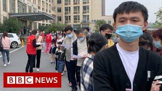 Kolejki w Chinach po eksperymentalną szczepionkę Covid-19 – BBC News-wiadomosci w j.angielskim