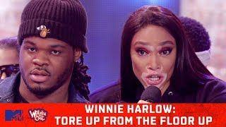 Winnie Harlow Leaves Nick Cannon Shook! 😱 | Wild