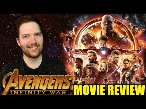 Avengers: Infinity War – Movie Review