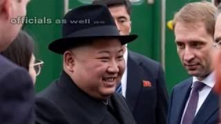Kim Jong Un arrives in Russia ahead of Putin summit      UK news today