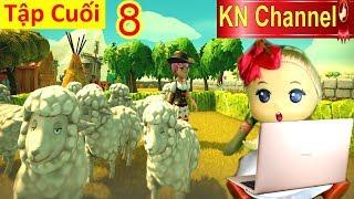 Trò chơi KN Channel FARM TOGETHER tập cuối | CHIA TAY NÔNG TRẠI BÉ NA