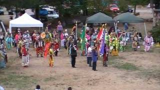 Native American National Anthem Sauk-Suittle2009 PM Grand Entry