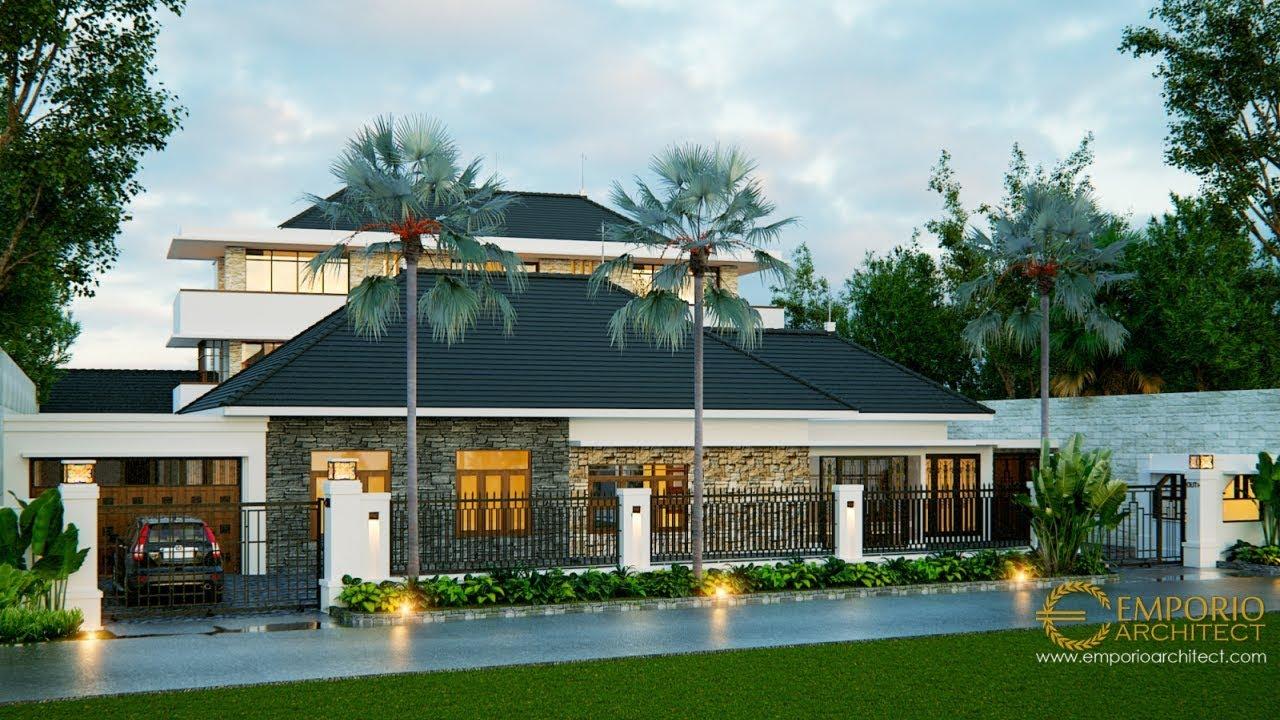 Video 3D Mr. Boy Modern House 3 Floors Design - Jakarta