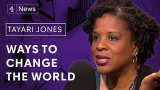 Tayari Jones on race and class, the abortion debate and the state of American politics