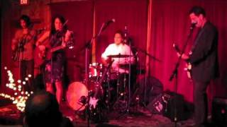 "Tracy Bonham Band ""We Moved Our City to the Country"" 8-6-10"