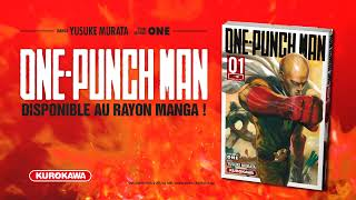 One-Punch Man - Bande annonce du manga