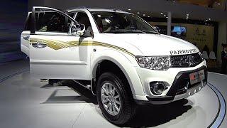 2014, 2015 Mitsubishi Montero Pajero Sport made in 2016 video review