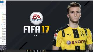 FIFA 17 crack by STEAMPUNKS WORKS 100000% (Updated octobre 2017)