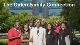 The Giden Family Connection - IUSB Foundations