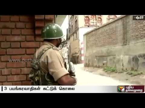Three-militants-killed-in-attack-at-Jammu-and-Kashmir