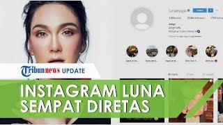 Sempat Diretas, Instagram Luna Maya Kini Telah Pulih