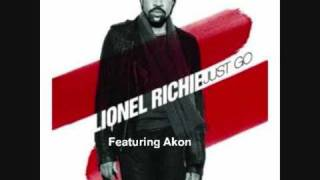 Lionel richie  with  Akon    Just  go...