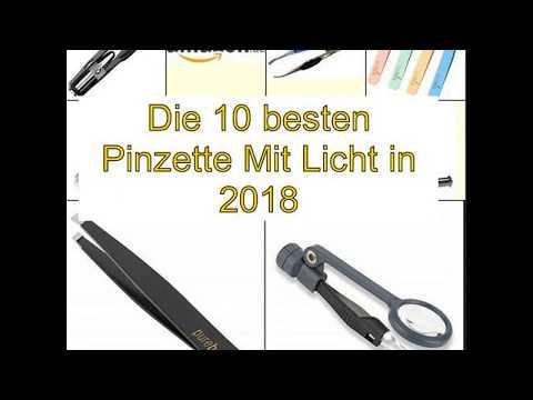 Die 10 besten Pinzette Mit Licht in 2018