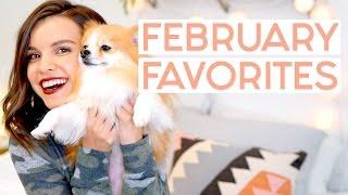 February Favorites 2017! (Also, I got a dog!!) | Ingrid Nilsen