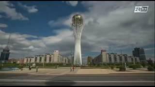Арнайы репортаж. «Астана» халықаралық қаржы орталығы