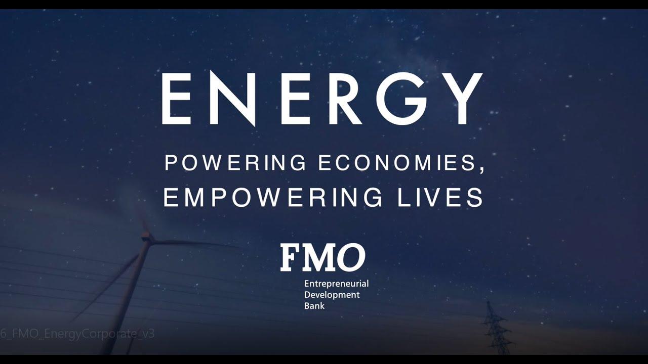 Entrepreneurial Development Bank - FMO