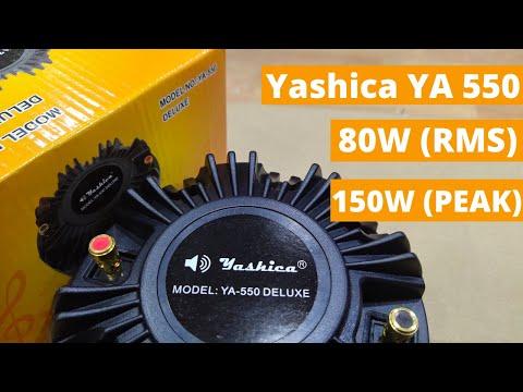 YASHICA Tweeter YA-550