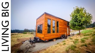 This Healthy Tiny Home Gives A Young Family A Bright Future - Video Youtube