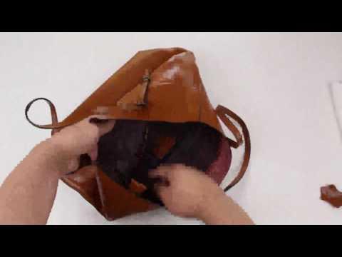 S ZONE Damen Echtleder Tasche Handtasche Henkeltasche, große Tasche mit viel Stauraum für verschiede