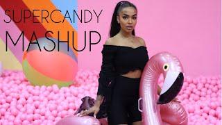 SUPERCANDY MASHUP | Shine Buteo X Alicia Awa Beissert X Momo Chahine   Shirin David, Loredana ... 4K