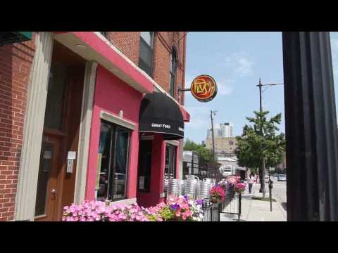 A walk around CA23 in the West Loop