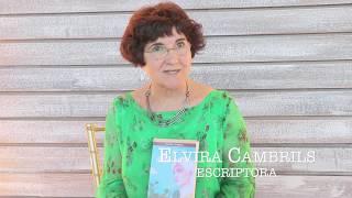 Elvira Cambrils, autora de «Ariadna adormida»
