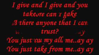 Eminem & Royce Da 5'9 -- Take From Me Lyrics