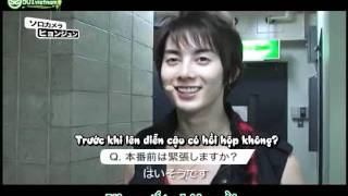 [Vietsubs] SS501 Heart To Heart  Disc 2_clip1