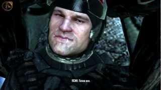 Концовка Crysis Warhead {Rider's channel}