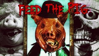 CREEPYPASTY #29 - FEED THE PIG (cz/sk)