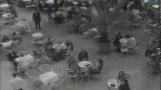 preview picture of video 'Piešťany - kúpele (1946)'