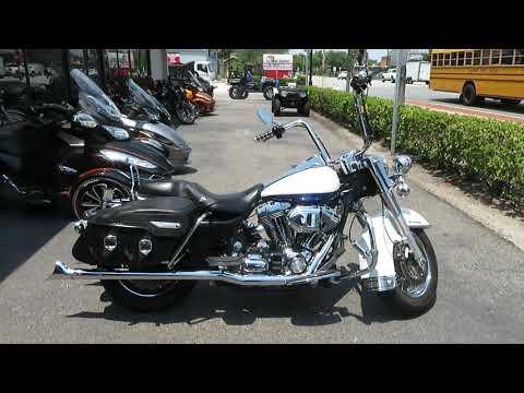 2007 Harley-Davidson FLHRC Road King® Classic in Sanford, Florida - Video 1