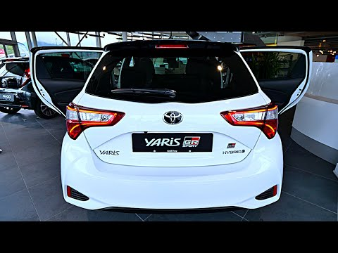 New Toyota YARIS GR 2020 Review Interior Exterior