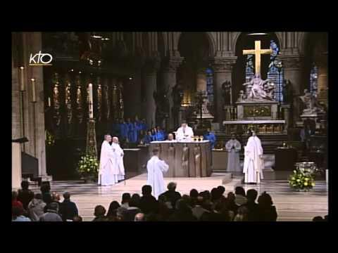 Messe de la Résurrection 2014 à Notre-Dame de Paris