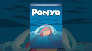 Ponyo (Original Japanese Version)