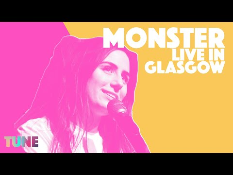 Dodie - Monster (Live from the Glasgow Barrowlands) | TUNE