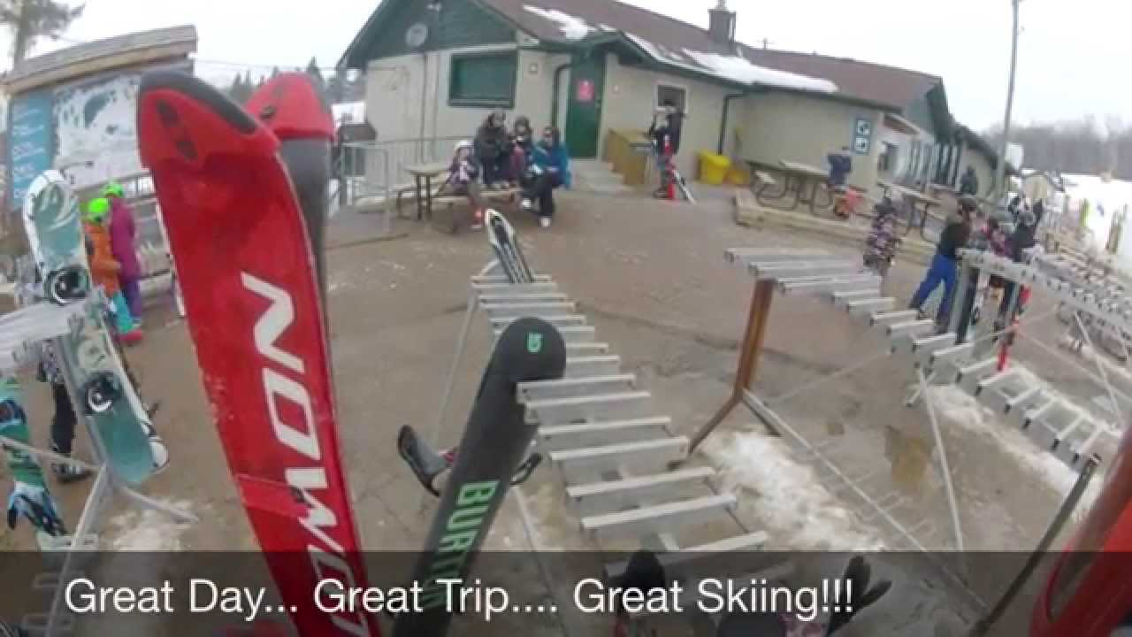 Ski Trip to Glen Eden