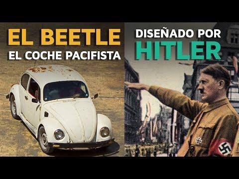 El Beetle, el coche pacifista diseñado por HITLER