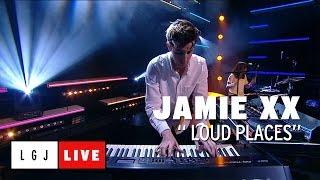 Jamie XX feat. Romy - Loud Places - Live du Grand Journal