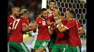 اهداف المغرب 2-0 الكاميرون ◄◄ حكيم زياش►►►