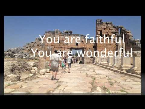 You Are Faithful video