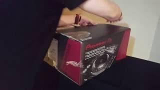 UnboxingPioneerCDJ-2000NXS2&DJM-900NXS2