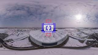 2018 FIFA World Cup: Rostov Arena (360 VIDEO)