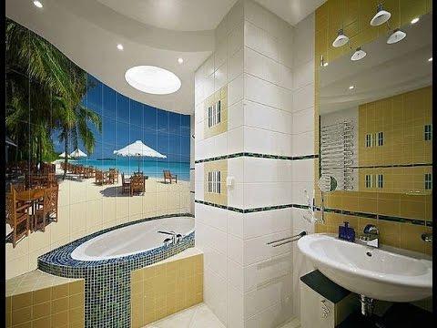 Идеи дизайна ванной комнаты 4 кв. м.